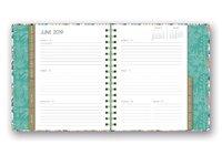 Hidden Agenda: Agave 2019 Compact Diary image