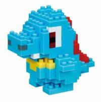 nanoblock: Pokemon - Totodile