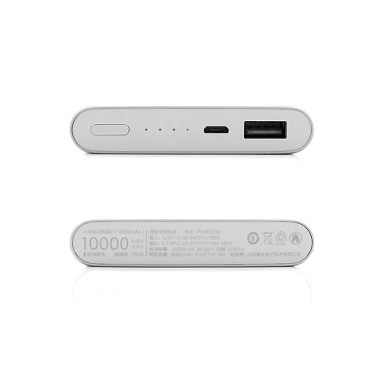 Xiaomi Mi 10000mAh Power Bank 2S Sliver image