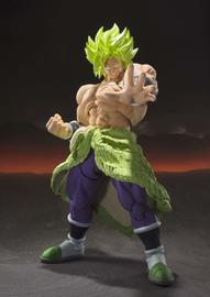 Dragon Ball Super: Super Saiyan Broly Full Power - S.H.Figuarts Figure image