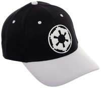 Star Wars Crome and Black Ball Cap