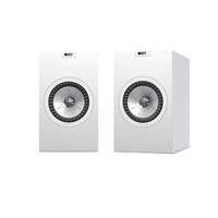 KEF: Q150 Bookshelf Speakers - White