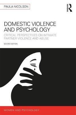 Domestic Violence and Psychology by Paula Nicolson image