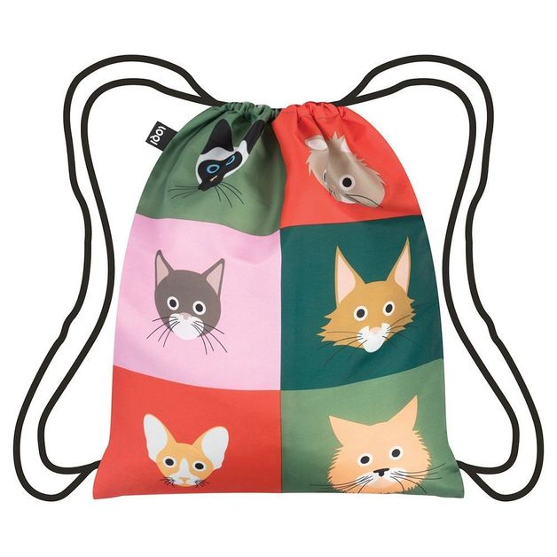 Loqi: Backpack Cats & Dogs Collection - Cats