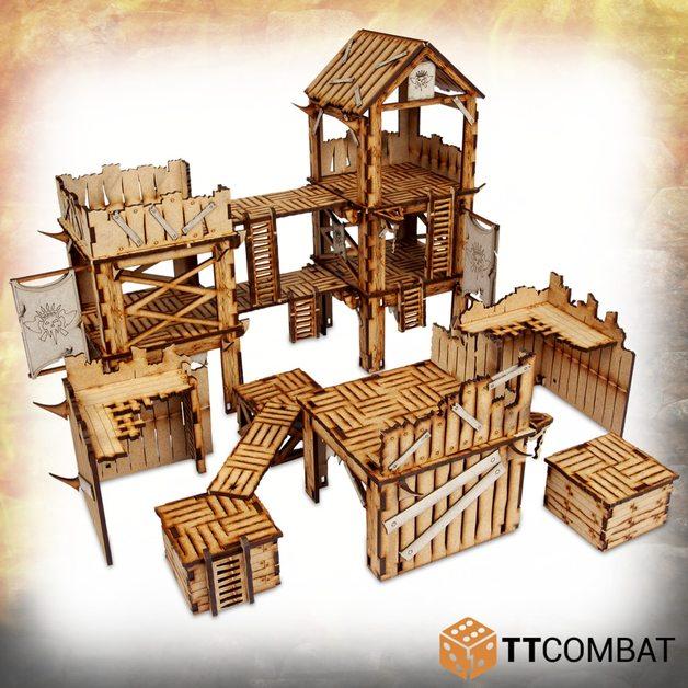 TTCombat - Savage Domain: Marauder Outpost