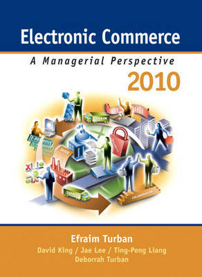 Electronic Commerce 2010 by Efraim Turban image