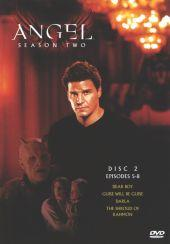 Angel Season 2 - Disc 2 on DVD