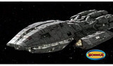 Battlestar Galactica Pegasus 1:4105 Scale Model Kit - by Moebius