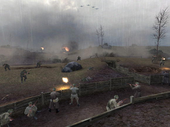 Call of Duty: United Offensive for PC Games image