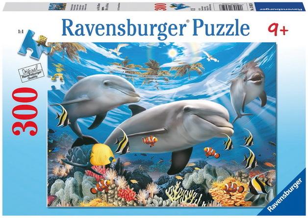 Ravensburger 300 Piece Jigsaw Puzzle - Caribbean Smile