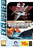 IL2 Sturmovik 1946 & Silent Hunter 4 Wolves of The Pacific for PC Games