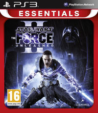 Star Wars: The Force Unleashed II (PS3 Essentials) for PS3