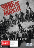 Sons of Anarchy - Season 5 DVD