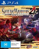 Samurai Warriors 4 for PS4