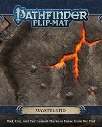 Pathfinder Flip-Mat - Wasteland