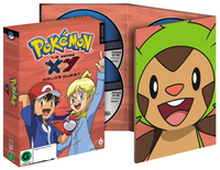 Pokemon: XY Kalos Quest - The Complete Collection on DVD