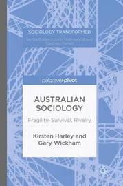 Australian Sociology by Kirsten Harley