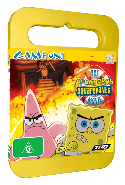 Spongebob The Movie - Toy Case for PC Games image