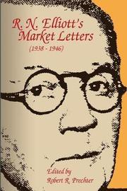 R.N. Elliott's Market Letters by Ralph Nelson Elliott image