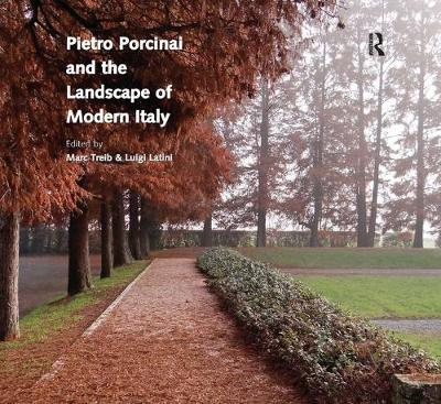 Pietro Porcinai and the Landscape of Modern Italy by Marc Treib image