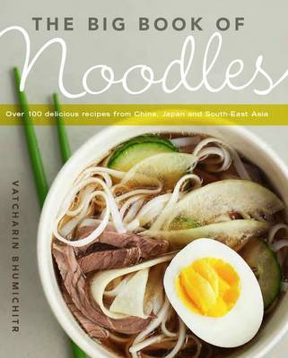 Big Book of Noodles by Vatcharin Bhumichitr image