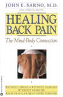 Healing Back Pain by John Sarno