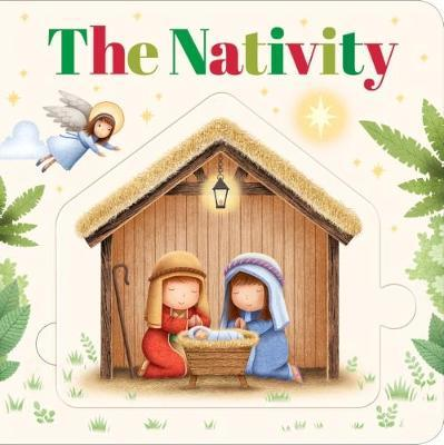 Connect-A-Book Nativity