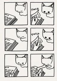 Cat Companion Journal (Small) by Jeffrey Brown