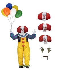 It (1990): Pennywise - 7″ Action Figure image
