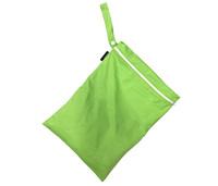 Mum 2 Mum: Wet Bag - Planes / Lime (2 Pack)