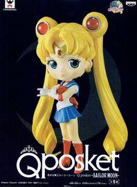 Q Posket: Sailor Moon - PVC Figure image