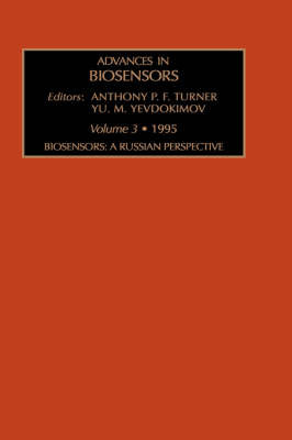 Biosensors: A Russian Perspective: Volume 3 by A.P.F. Turner image