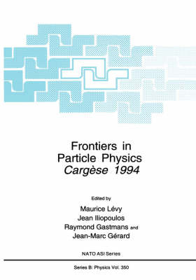 Frontiers in Particle Physics image