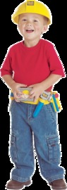 Bob the Builder: Bob's Talking Toolbelt with Helmet image