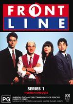 Frontline - Series 1 (2 Disc) on DVD
