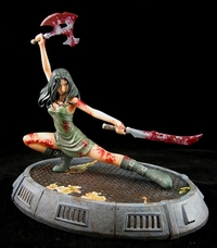 Serenity Animated Maquette - River Tam (Limited Ed. 1500) image