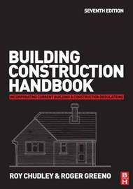 Building Construction Handbook by Roy Chudley image