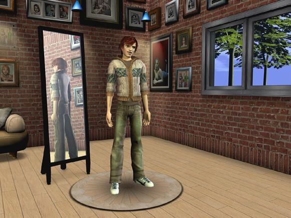 The Sims 2 for PlayStation 2 image