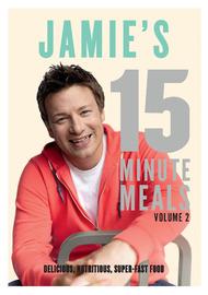 Jamie's 15 Minute Meals - Season 1: Volume 2 DVD