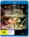 Live on Stage: The War of the Worlds on Blu-ray
