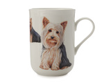 Maxwell & Williams - Cashmere Pets Yorkshire Terrier Mug (300ml)