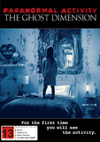Paranormal Activity: The Ghost Dimension on DVD