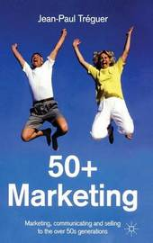 50+ Marketing by Jean-Paul Treguer image