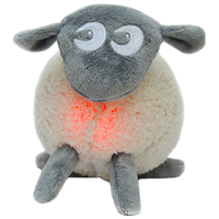 Ewan the Dream Sheep - Grey image