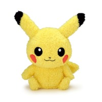 Pokemon: Pikachu - Mokomoko Stuffed Toy