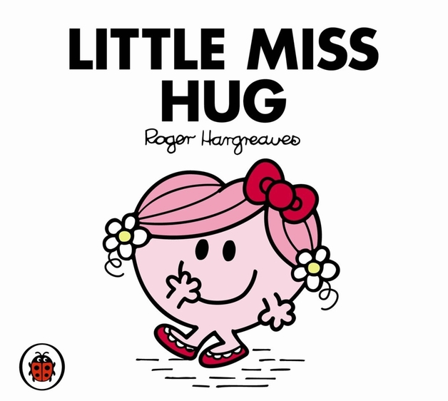 Little Miss Hug V35: Mr Men and Little Miss by Roger Hargreaves