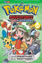 Pokemon Adventures (Ruby and Sapphire), Vol. 21 by Hidenori Kusaka