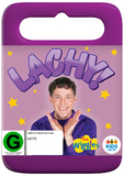 The Wiggles: Lachy! DVD