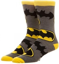 Batman: All Over Print Crew Sock (Large)