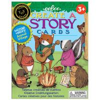 eeBoo: Tell Me A Story - Animal Village